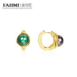 $enCountryForm.capitalKeyWord NZ - FAHMI 100% 925 Sterling Silver Asymmetric Gold and Yellow Diamonds INTEMPOREL AE11479MY High Quality Jewelry Free Shipping