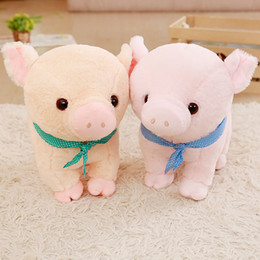giant pink stuffed animals Australia - Giant Stuffed Animal Stuffed Animals Pig Plush Toys Pillow New Arrival Dropshipping
