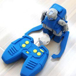 venda por atacado Original Xiaomi Youpin SIMI Football Robot 2PCS Intelligent Handle Jogo de Futebol Brinquedos controle sem fio da bateria não incluído 3002371