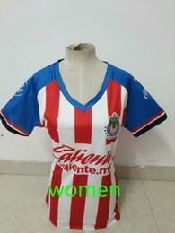 $enCountryForm.capitalKeyWord Canada - New 2019 2020 Chivas Women Soccer Jerseys 19 20 home away PIZARRO E.LOPEZ Guadalajara football Female shirts S-XL