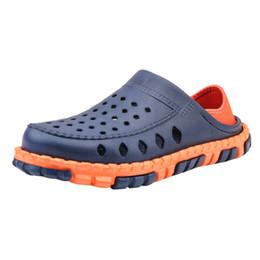 Wholesales Shoes Men Australia - JAYCOSIN Men Women Aqua Shoes Outdoor Beach Water Shoes Upstream Creek Snorkeling Non-Slip Lightweight Sport Hole Hollow