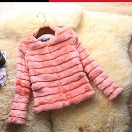$enCountryForm.capitalKeyWord Australia - New 2019 Winter Women's Faux Fur Coat Artificial Fur Overcoat Furry Jacket Femme Short Fluffy Fake Outwear Q923