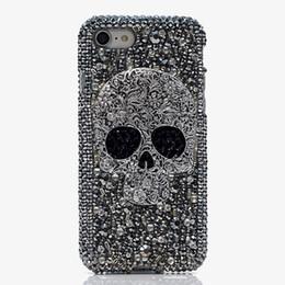 $enCountryForm.capitalKeyWord Australia - For Redmi Note 4X 3D Cool Punk Spikes Studs Rivet Skull Diamond Bling Capa Case for Redmi 5A 5 5Plus Case Coque Funda