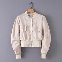 $enCountryForm.capitalKeyWord Canada - YD55-8631 European and American fashion button decorative pleated jacket