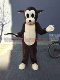 Wholesale monkey cartoon mascot for sale – halloween Monkey Mascot costume Professional adult size Carnival anime movie character Classic cartoon adult Character Cartoon suit