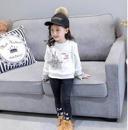 $enCountryForm.capitalKeyWord NZ - 2019 new winter arrival girl thick top with cute t-shirt rabbit design Tights boy boys t shirts clothing geometric 3 d 3D blank baby