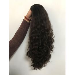 EuropEan koshEr wig online shopping - Le beauty European Virgin Human Hair Jewish Wig Silk Top None Lace Kosher Wigs High Density Curly Wigs