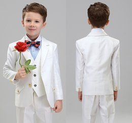 $enCountryForm.capitalKeyWord NZ - Custom-Made Formal Occasion Boy Suits Fashion Boys Shawl Lapel Suits Two Button Three-piece Boys Suits For Wedding(jacket+pants+vest)