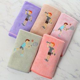 Green Fiber Australia - Sports towel Superfine fiber Lengthen Increase Sweat towel Run Fitness Sports towel factory wholesale
