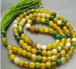 Mala Beads Free Shipping Australia - FREE SHIPPING Tibetan Buddhist 108 Beads Prayer Mala Necklace r