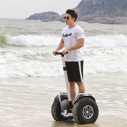 Daibot 2019 New Powerful Electric scooter Two Wheels Double Driver 60V 2400W Off Road Big Tire Adults Hoverboard Scooter on Sale