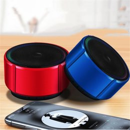$enCountryForm.capitalKeyWord UK - High quality Mini Portable Mobile phone Bluetooth speaker Portable Wireless Loudspeaker Sound System Outdoor Speaker Card car audio Horn