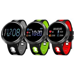 $enCountryForm.capitalKeyWord NZ - M58 smart bracelet fitness tracker smart watch heart rate watch with smart waterproof wristband for ios Android mobile phone