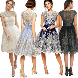 Cute Lace Homecoming Dresses Australia - 2018 Junior 8th Grade Party Dresses Cute Short Prom Dresses Cheap A-Line Mini Tulle Lace Beads Cap Sleeves Bateau Homecoming Dresses Robes