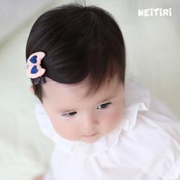 Hair Clip Cover Baby Australia - Cute Children Hair Clip Hair Barrettes Accessories Headwear Kids Baby Girls pins Full Cover Clips BB049