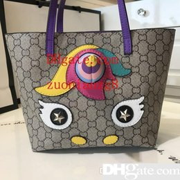 horse handbag girls NZ - Hot ! kids Girls Unicorn horse Handbag Children Cartoon Crossbody Bag for Girls tote Kids Gift Women Handbag