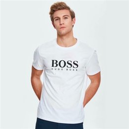 9d061d5bf2b7f5 Hit the tiger tonight 2019 new men's T shirt with European and American  fashion trend men's wear with undershirt.