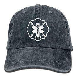 $enCountryForm.capitalKeyWord Australia - 2019 New Cheap Baseball Caps Mens Cotton Washed Twill Baseball Cap EMT Shield First Responder Military Hat