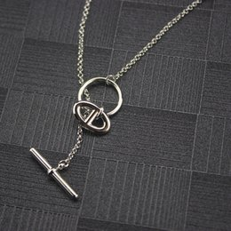 $enCountryForm.capitalKeyWord Canada - Rose Gold Women Long Geometric Pendant Necklaces Woman Sweater Chain Nose Pig Necklace Charms Fine Jewelry