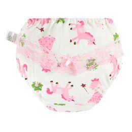 $enCountryForm.capitalKeyWord UK - Lace Underwear Baby Girl Soft Short Panties Newborn Baby Underpants Toddler Girl Training Pants Girls Briefs Underwear Knickers