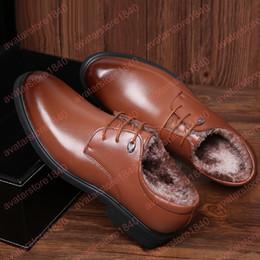 $enCountryForm.capitalKeyWord Australia - mens dress boots formal shoes men classic coiffeur mens office shoes leather suit shoes luxury