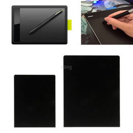 Discount drawing pad for tablet - Graphite Protective Film For Digital Graphic Drawing Tablet Pad Screen JUN01 dropship