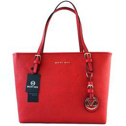 $enCountryForm.capitalKeyWord NZ - High quality women bags MICHAEL KEN lady PU leather handbags famous Designer brand bags purse shoulder tote Bag female