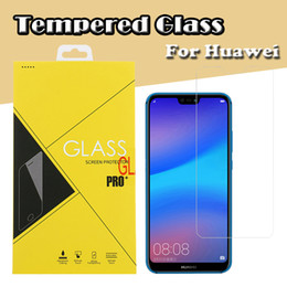 $enCountryForm.capitalKeyWord Australia - 9H Premium Clear Tempered Glass Screen Protector Film Guard For Huawei Y9 Y7 Y6 Pro Y5 Prime P Smart Plus Enjoy 9E 9S Scratchproof Have Box
