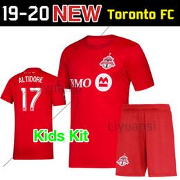 4e6f24035 Size S-XXL Top quality 2019 MLS Toronto FC kids kit Soccer Jersey 2019 2020  BRADLEY MORGAN GIOVINCO OSORIO ALTIDORE Home red Football Shirt