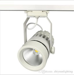 $enCountryForm.capitalKeyWord NZ - LED Track Lights 30W COB 130-140lm W Moving Head Modern Wall Rail Light Equal 300W Halogen Lamps For Clothes Shop Shoes Store