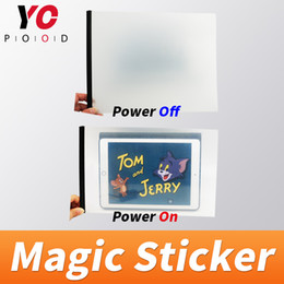escape game props Canada - Magic sticker Prop Real life escape room Players power on the amazing sticker to see hidden clues Chamber game takagism game