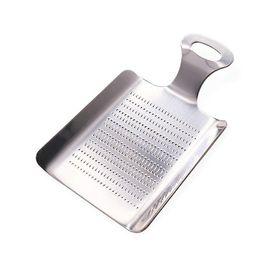 $enCountryForm.capitalKeyWord UK - Kitchen Gadgets Stainless Steel Ginger Garlic Press Crusher Mini Garlic Grater Slicer Wasabi Garlic Chopper Cutter Cooking Tools ZJ0632