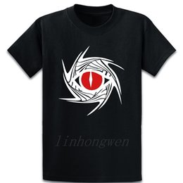 lavender eyes UK - Dragon Eye Dragoneye T Shirt Graphic Pictures Summer Basic Round Collar Kawaii Knitted Short Sleeve Shirt