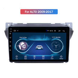 touch screen gps system UK - 9 Inch Android 10 Car Dvd Multimedia Player for SUZUKI ALTO 2009-2017 CAR DVD GPS Navigation System