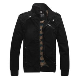 $enCountryForm.capitalKeyWord NZ - Brand New Autumn Clothes For Men Jacket Coat Outerwear Uniform Costumes Tactical Us Army Breathable Nylon Windbreaker