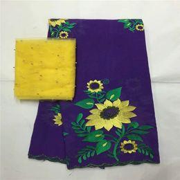 $enCountryForm.capitalKeyWord NZ - 5+2yard Swiss lace fabric 2018 latest heavy beaded embroidery African cotton fabrics Swiss voile lace popular Dubai style LXE012