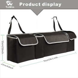 $enCountryForm.capitalKeyWord Australia - Auto Back Seat Organizer Simple Big Capacity Storage Box SUV, Auto, Vehicle, Family, Travel and Camp Stowing Tidying Bag