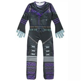 $enCountryForm.capitalKeyWord NZ - Kids Halloween Clothes Cosplay Provided Game Role Playing Game Ninjago Costume Spiderman Toddler Boys Clothing Set Fall J190717