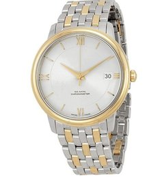 $enCountryForm.capitalKeyWord UK - Brand 424.20.37.20.02.001 Men's Automatic Silver Dial gold stainless steel bracelet Watch 36mm 42420372002001 with box