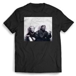 Anti sweAt shirts online shopping - Mari lyn Monroe Tupac Shakur Men s Women s T Shirt Trump sweat sporter t shirt suit hat pink t shirt