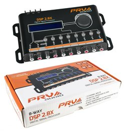 $enCountryForm.capitalKeyWord Australia - PRV Digital Audio Signal Processor Equalizer DSP2.8 X 8Ch 15 Band LCD Crossover