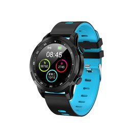 blackberry touch screen watch phone UK - Winsun V09 Waterproof Full Touch Ips Screen SmartWatch with ECG PPG Blood Pressure Heart Rate Sports Fitness Watches