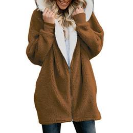 $enCountryForm.capitalKeyWord UK - Women's Jackets Winter Coat Women Cardigans Ladies Warm Jumper Fleece Faux Fur Coat Hoodie Outwear manteau Femme Plus size 5XL