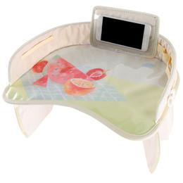 $enCountryForm.capitalKeyWord Australia - Cartoon Pattern Storage Waterproof Plate Tablet Stroller Multifunction Water Holder Safety Seat Tray Durable Infant Car Drawing