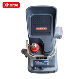 Discount condor key machine - Original Xhorse Condor XC-002 Ikeycutter Manually Key Cutting Machine 3 Years Warranty