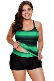 Wholesale womens swimwears online – Womens Designer Swimwears Fashion Stripe Fluorescent Gradient Panelled Womens Bikinis Casual Females Clothing Designer Plus Size