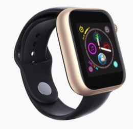 Bluetooth Smart Watch Sim Australia - For apple iphone New Z6 Bluetooth 3.0 Smart Watch Supports Android Phone SIM Card And Camera with Camera Touch Screen Support SIM TF Card