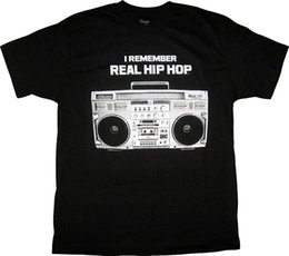$enCountryForm.capitalKeyWord Australia - ISB Products Ill Street Blues I Remember Real Hip Hop with Boombox Radio T-Shirt 3D T Shirt Men Plus Size Cotton Tops Tee
