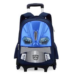 $enCountryForm.capitalKeyWord NZ - Kids Wheels Removable Trolley Backpack Wheeled Bags Children School Bag Boys Travel Bags Children's School Backpacks mochilas