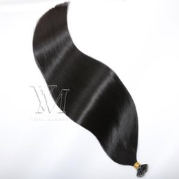 "nano hair color NZ - 1g strand 100g 200g Double Drawn Nano Ring Hair Extension 14"" to 26"" Straight Micro Ring Straight Virgin Human Hair"
